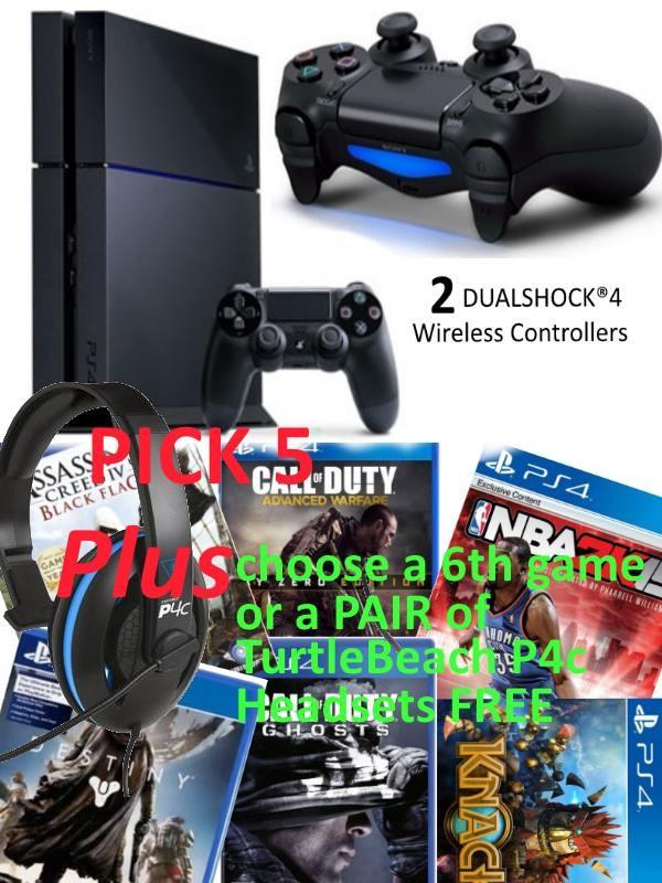 Playstation 4 Bundle