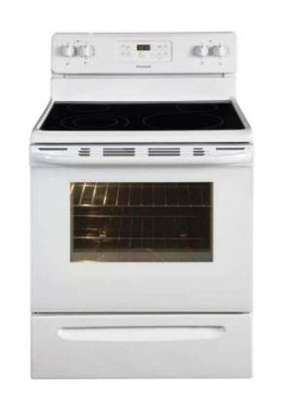 Frigidaire 30 inch Smooth Top Self Cleaning Range-1384