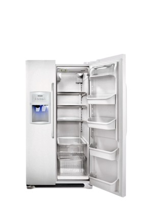 23 Cu. Ft. Frigidaire Side by Side Fridge-1541-FFAp22MB.jpg