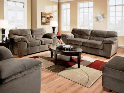 Charcoal Sofa and Loveseat Group-1293-52Fu1428.jpg