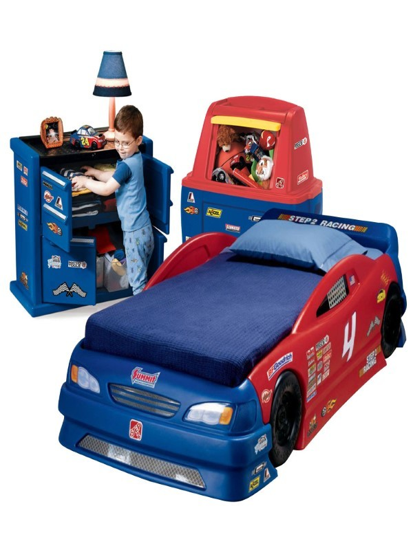 Convertible Car Bed with Tool Chest and Storage Chest-1225.jpg