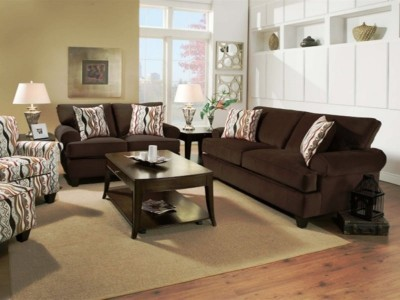 Deep Chocoate Brown Living Room Set-216-47Fu47A3LFre.jpg