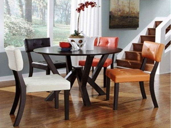 Dinette With Multicolored Chairs-1458-39Fu-413.jpg