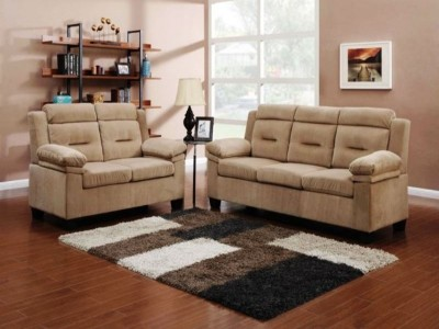 Durable and Stylish Tan Sofa and Loveseat-1332.jpg