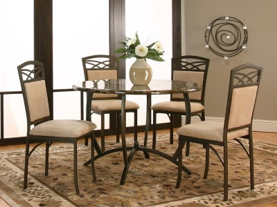 Faux Marble Top 5 piece Dinette-1276.jpg