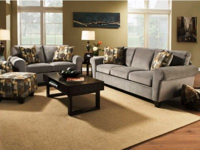 Grey Sofa and Loveseat Combination-1427-9090A2.jpg