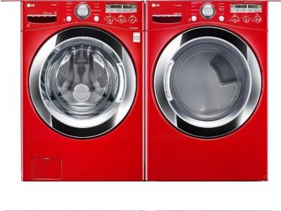 lg steam he washer u0026 electric dryer
