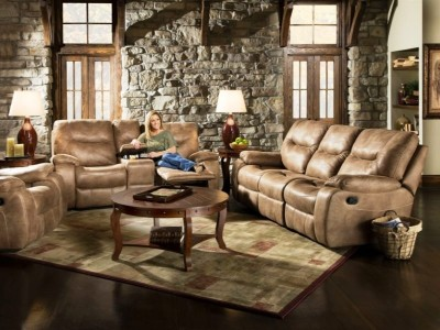 Pancho-Sand double reclining sofa and Loveseat-642-MSFu8-30LFre.jpg