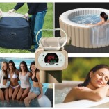 Inflatable Spa / Hot Tub